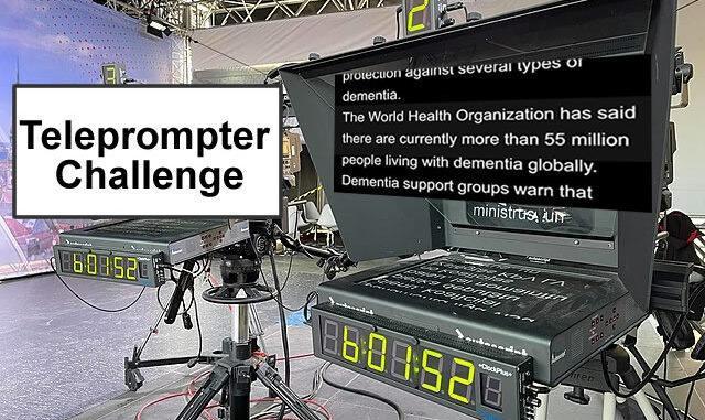 teleprompter-dementia